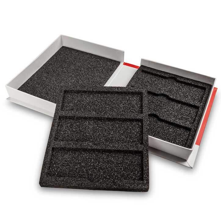 EPE Foam Lining Rigid Boxes