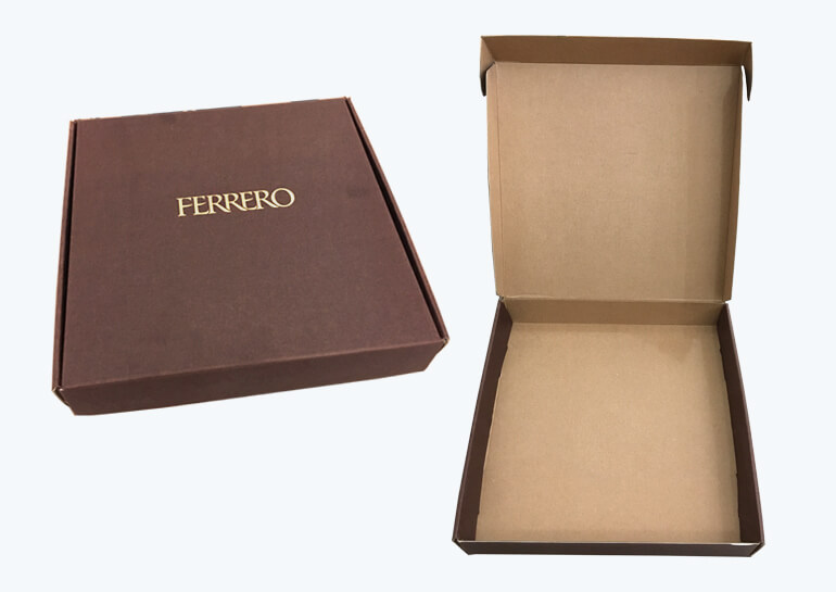 Foldable Mailer Boxes Packaging China