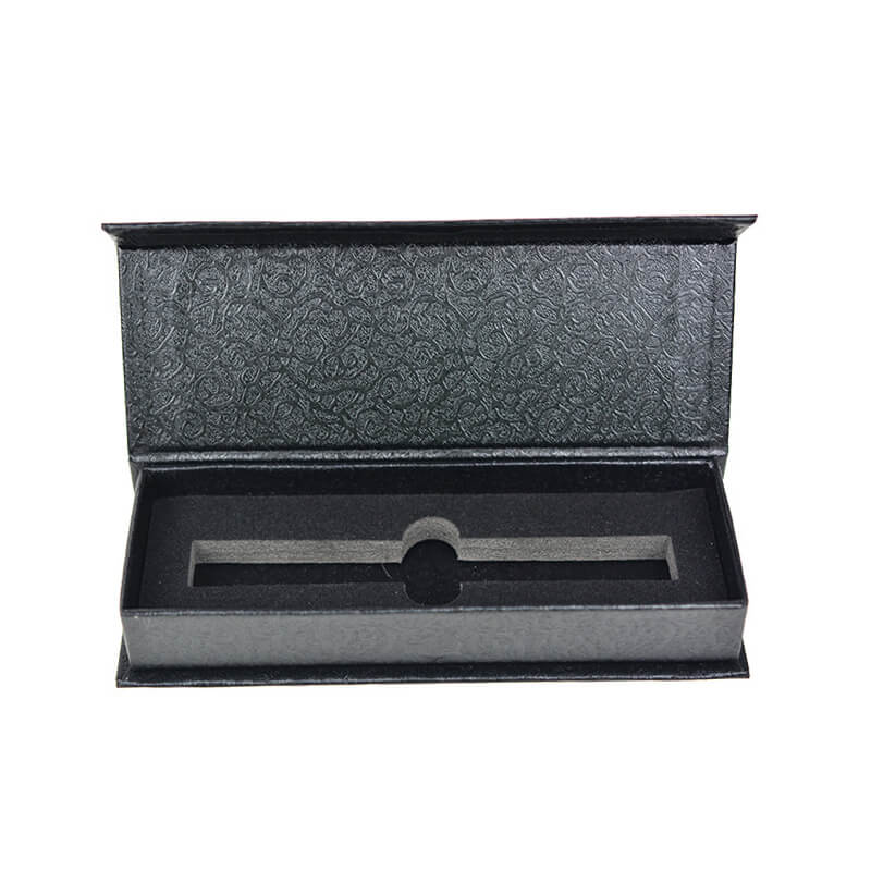 Gift Box With Black Foam Lining Insert