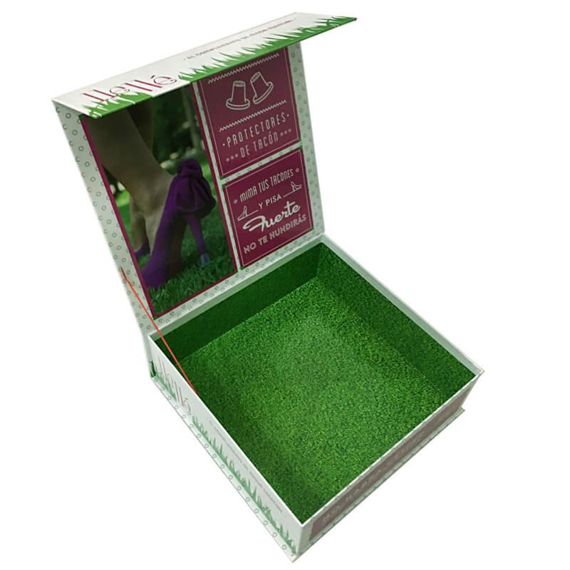 Gift Box With Ribbon Seal