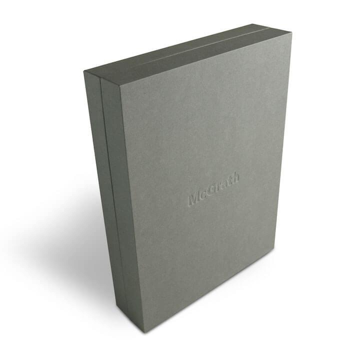 Grey Rigid Boxes