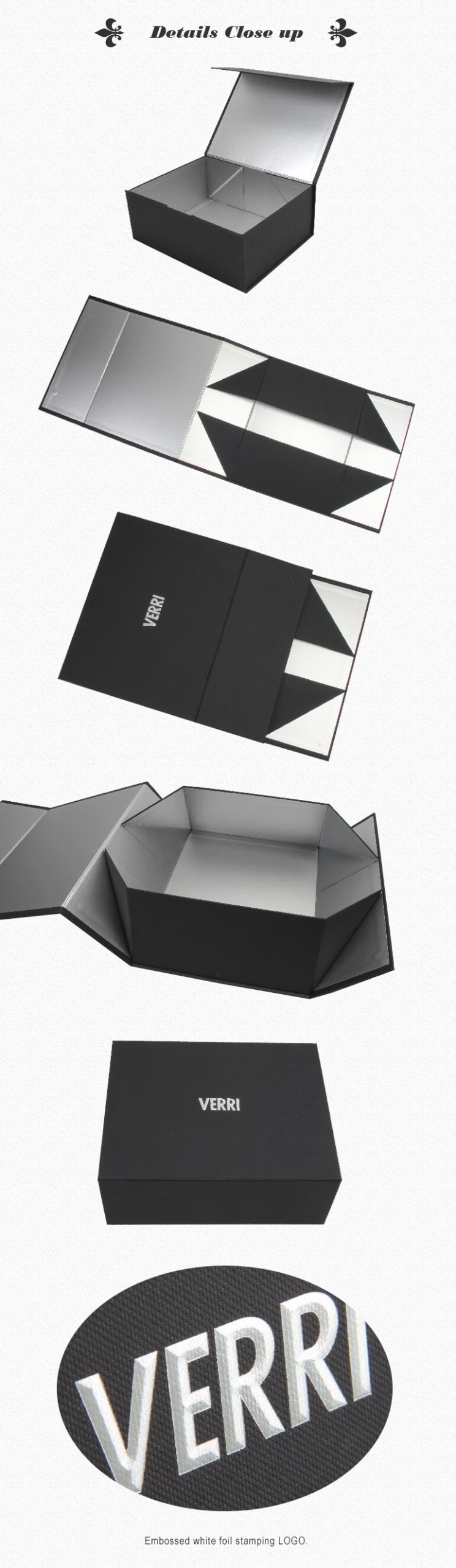 Hot Sale Customized Packaging Box For Business Shoes