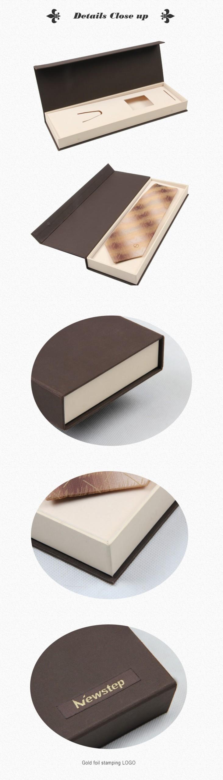 Luxury Necktie Gift Packaging