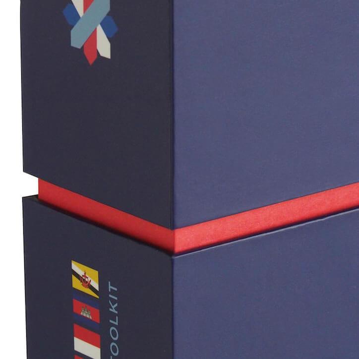 Luxury Rigid File Boxes