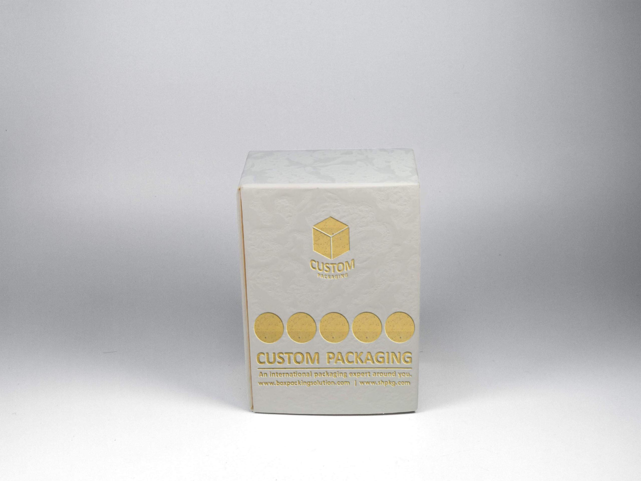 Luxury Wedding Ring Box