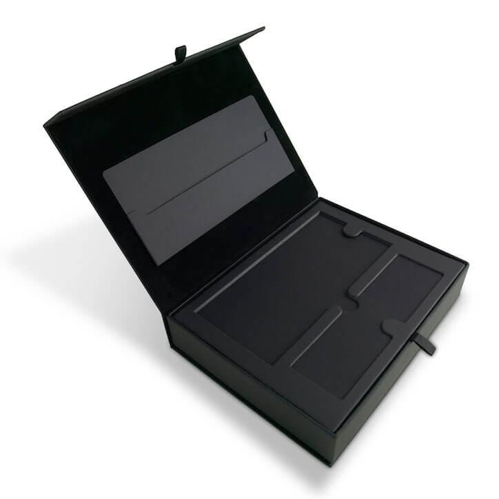 Matt Finish Rigid Box Manufacturer China