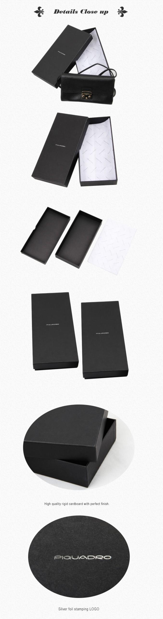 Mens' Wallet Packaging Box