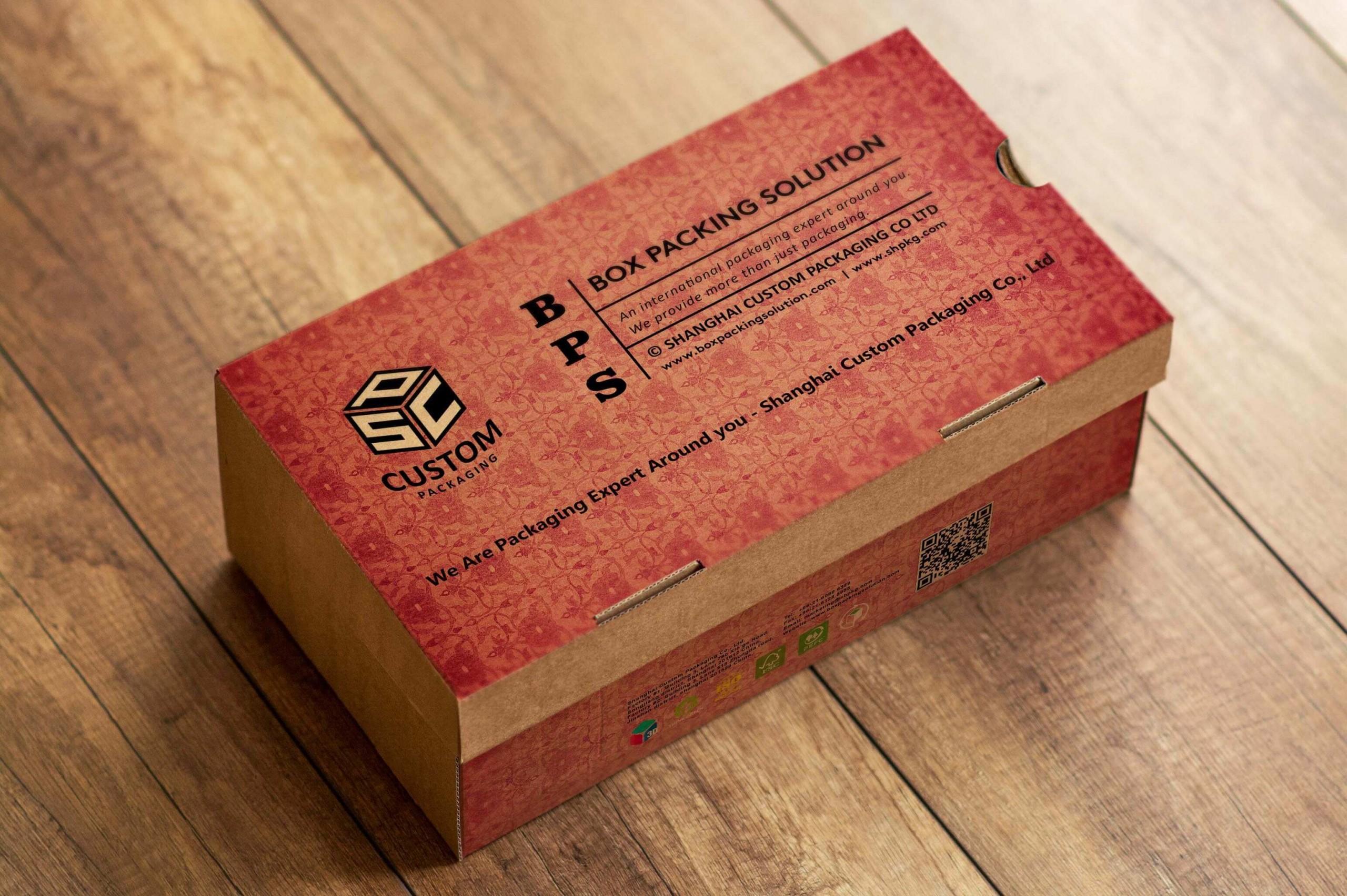 Newest Customize Shoe Box