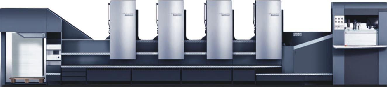 Offset Printing Machine
