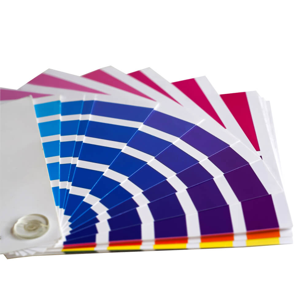 Printing Colors With PMS CMYK