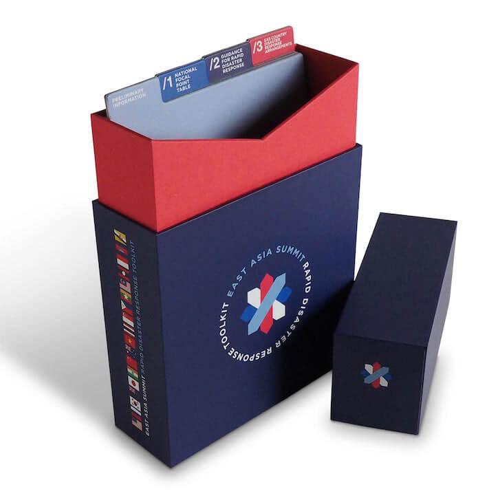 Rigid File Boxes