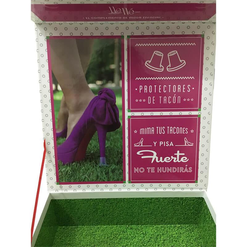 Rigid Gift Box For High Heels