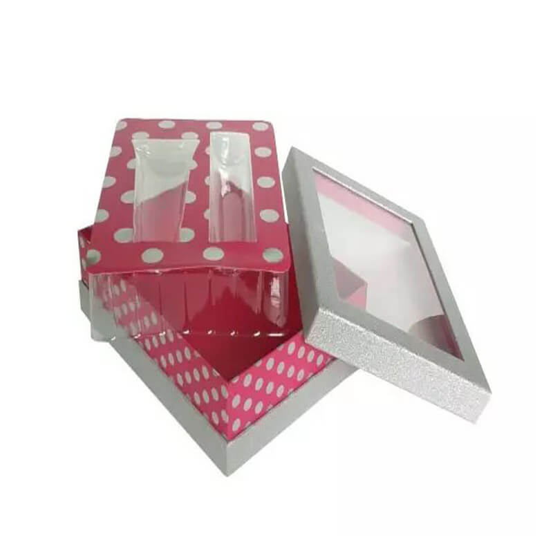 Rigid Gift Boxes With Top Opened Window