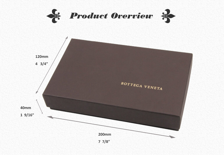 Rigid Wallet Packaging Boxes