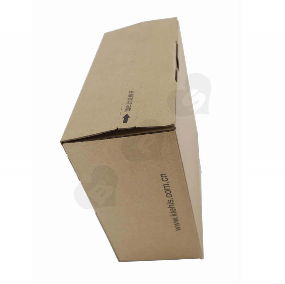Secure Sealing Shipping Box For Cosmetics Side View Three