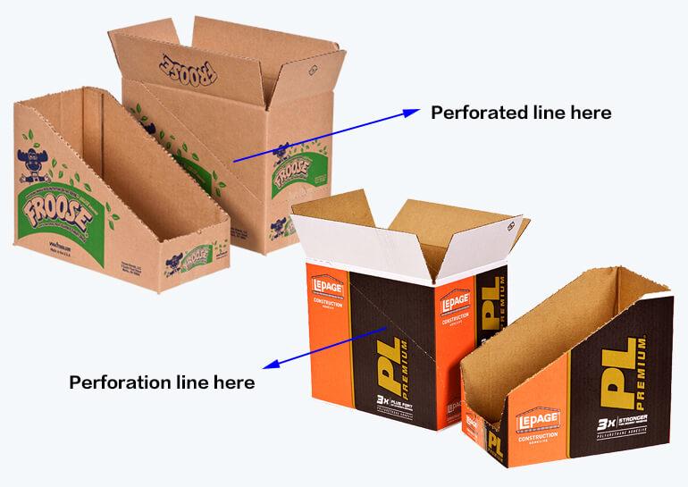 Shelf-ready packaging supplier