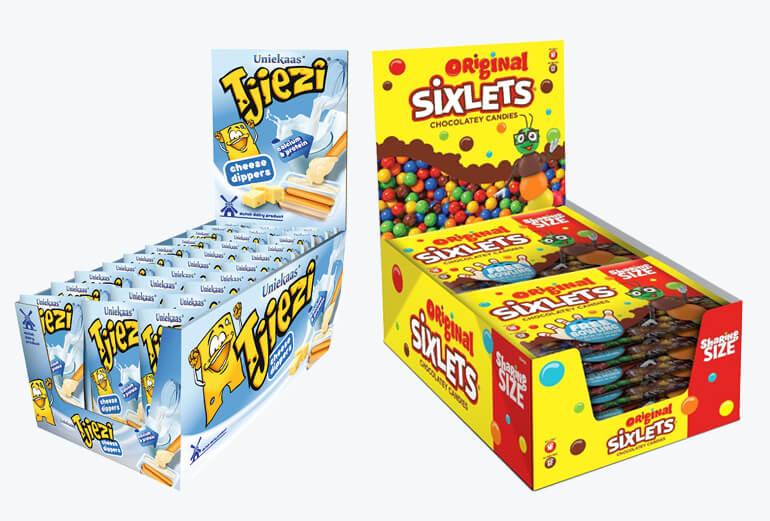 Shelf-ready packaging