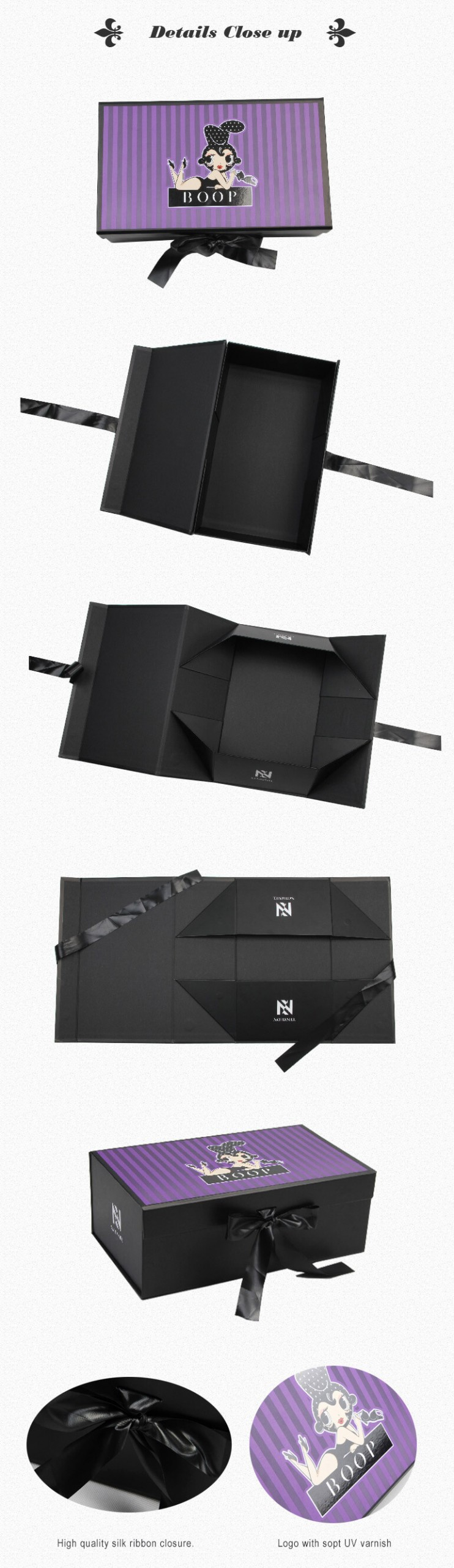 Smart Underwear Packaging Box