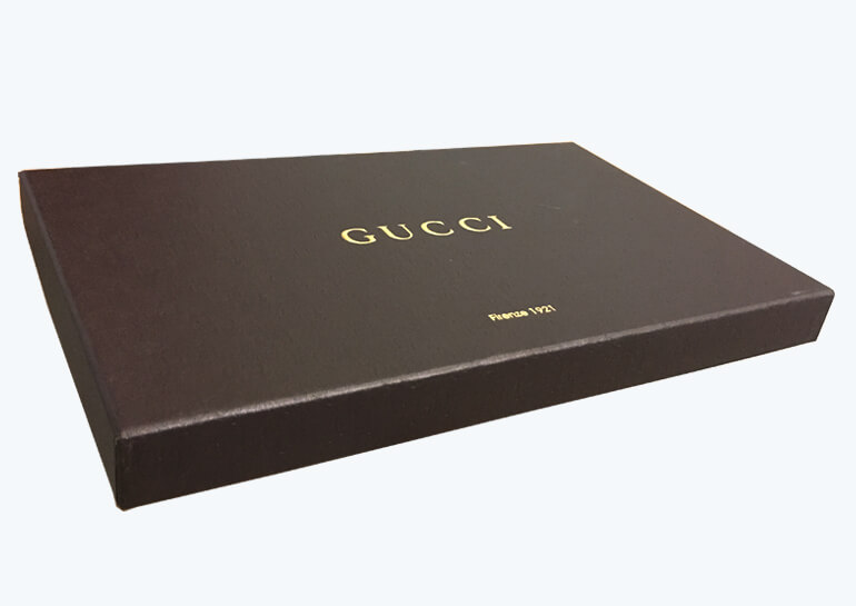 Specialty Paper Coated Luxury Packaging Boxes