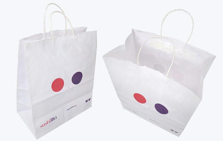 Sushi Packaging Bag
