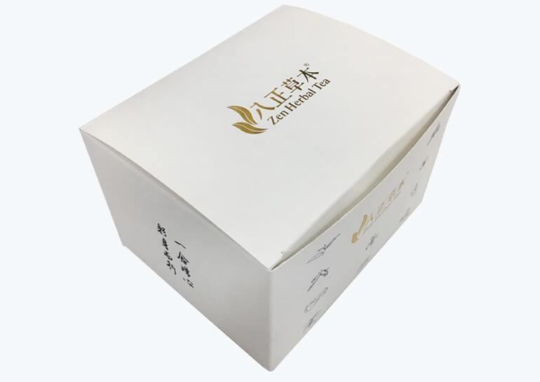Tea Bag Packaging Box