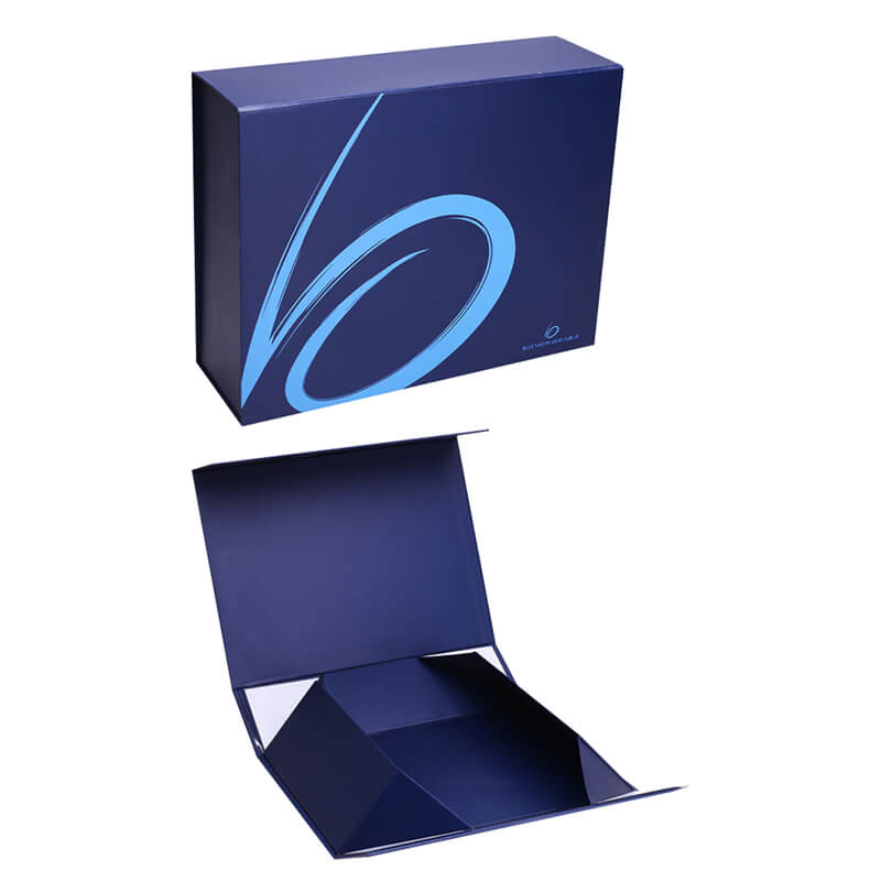 The Offset Printed Foldable Gift Packaging