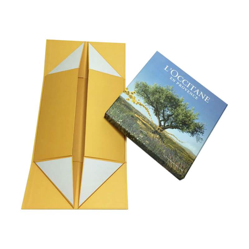 Top And Bottom Foldable Gift Box