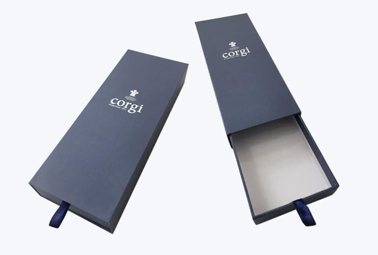 Tray With Sleeve Rigid Boxes