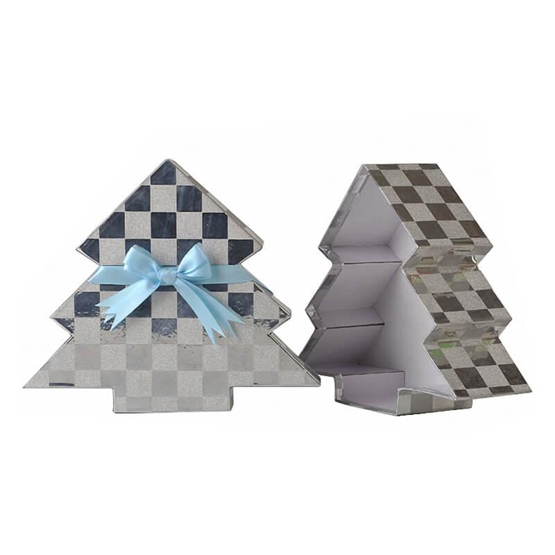 Tree Shape Christmas Gift Boxes
