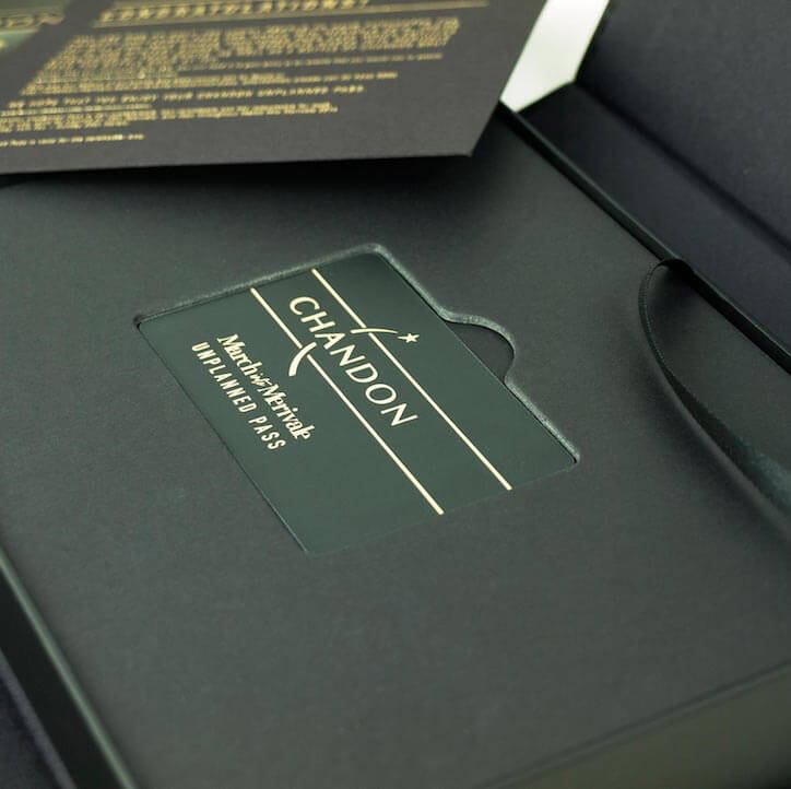 VIP Card Present Boxes