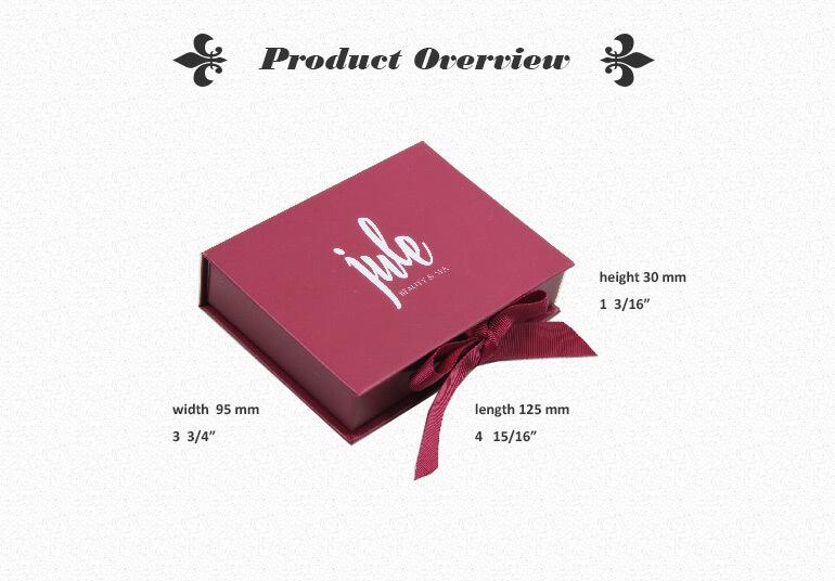 Vip Member Card Packaging Box