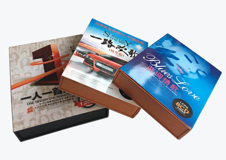custom CD packaging