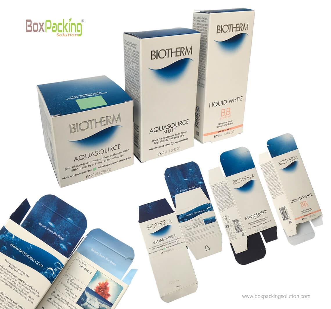 custom cosmetic packaging solution