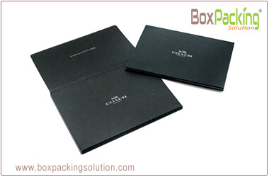 custom member card packaging boxes