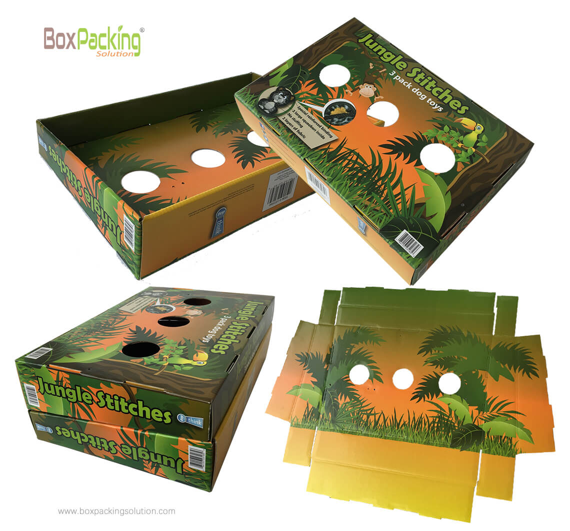 custom retail packaging for fruits, High-quality custom packaging boxes with lids