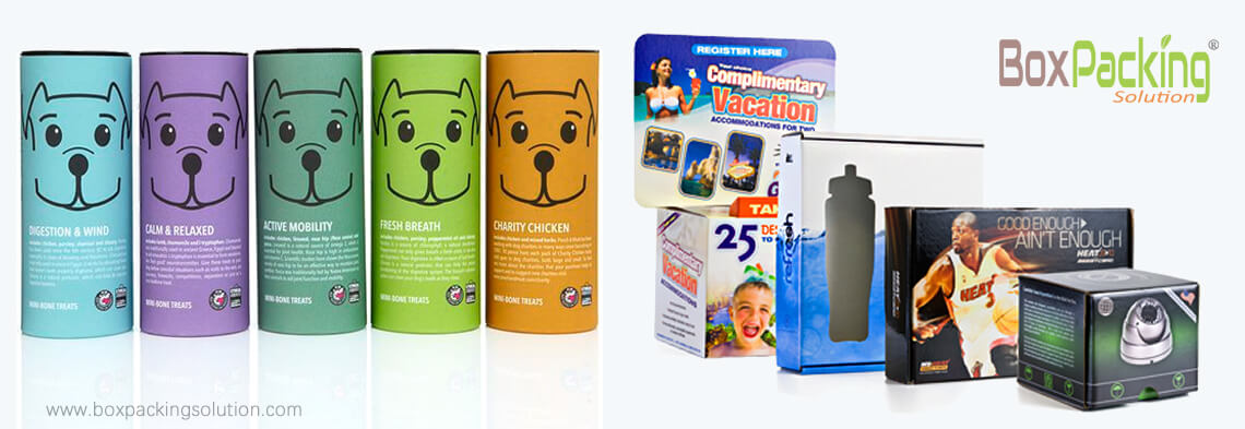 rigid retail packaging solutions