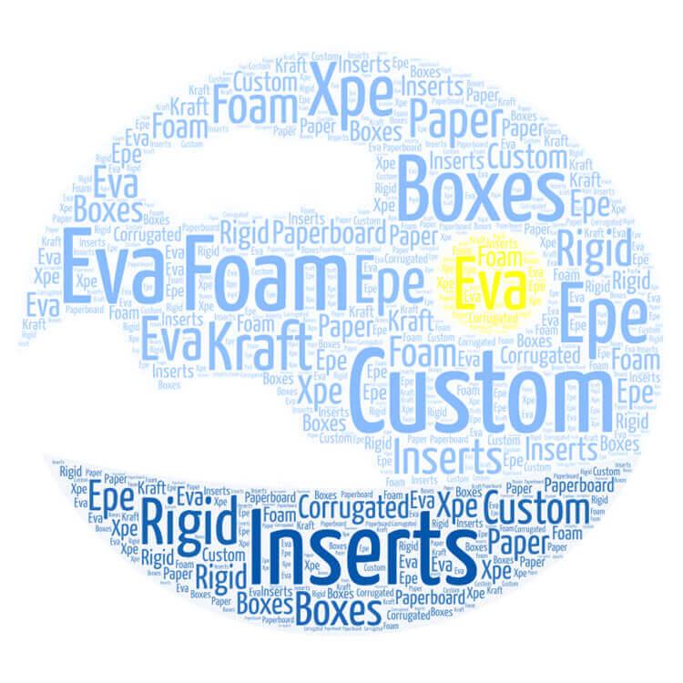Custom EVA EPE XPE Foam Inserts