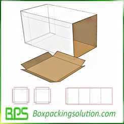 big top and bottom box templates