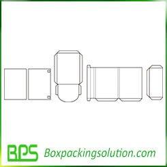 box insert template 11