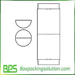 box insert template 18