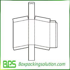 box insert template 21