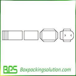 box insert template 22
