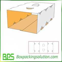 cardboard beer holder design template