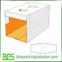 cardboard box design templates