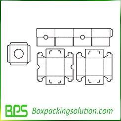cardboard cover template