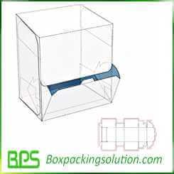 cardboard feeding box design template