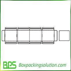 cardboard folder inserts template