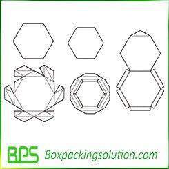 cardboard insert template new design