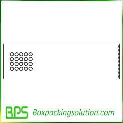 cardboard piece template