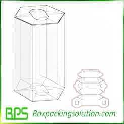 cardboard storage boxes design template